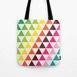 Palette Triangles #1 Tote Bag