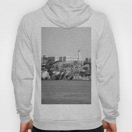 Alcatraz Island  Hoody