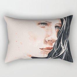 Dear ____, Rectangular Pillow