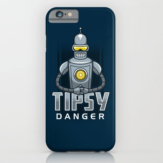 Tipsy Danger iPhone & iPod Case