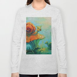 Kangou-Scargot Long Sleeve T-shirt