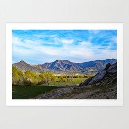 Landscape 20181030 154011 Art Print
