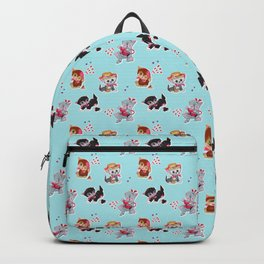 Zombie Cats Backpack