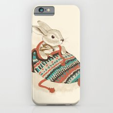 cozy chipmunk iPhone 6s Slim Case