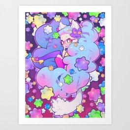 konpeito Art Print