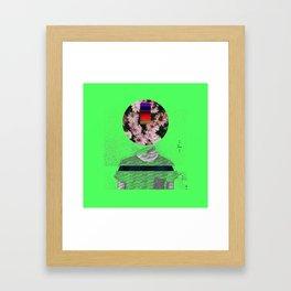 /inner vision 2.0. Framed Art Print