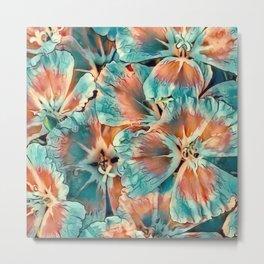 floral ArtStudio - delicate floral Metal Print