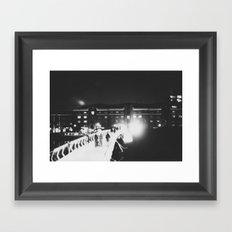 London night Framed Art Print