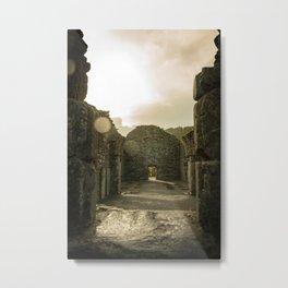 Glendalough Glow Metal Print