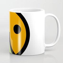 face 7 Coffee Mug