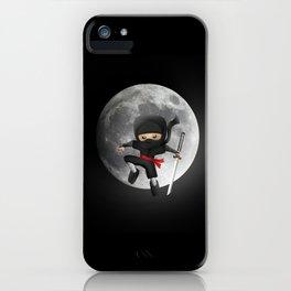Midnight Ninja iPhone Case