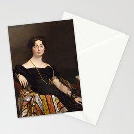 Jean-Auguste-Dominique Ingres - Madame Jacques-Louis Leblanc (Françoise Poncelle, 1788–1839) Stationery Cards