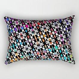 Rex Print Rectangular Pillow