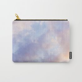 Pink sky / Photo of heavenly sky Carry-All Pouch