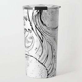 Zodiac: Cancer Travel Mug