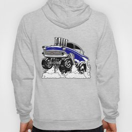 57 Gasser REV-3 BLUE Hoody