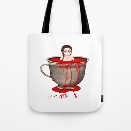 Cup of Blood Tote Bag