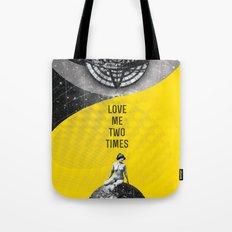 Love me two times (Rocking Love series) Tote Bag