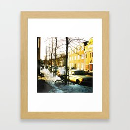 iceland - 101 scarti d'autore_086 Framed Art Print