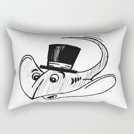 Ray from Monterey Buddies Rectangular Pillow