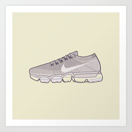 Vapormax Art Print