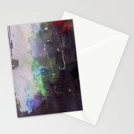 A B S T R A C T Stationery Cards