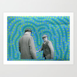 The Invisible Son Art Print
