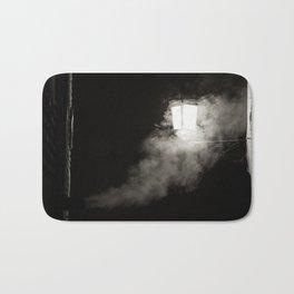 Nightly smoke Bath Mat