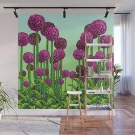 Excessive flowering 02 Wall Mural