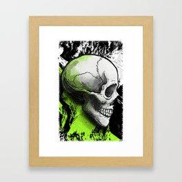 DD-GREEN Framed Art Print