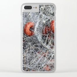 [mallorquin] ... gone fishing! - I Clear iPhone Case