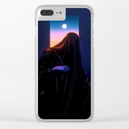 Trust III Clear iPhone Case