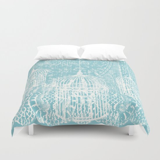 Hang in there.  Duvet Cover