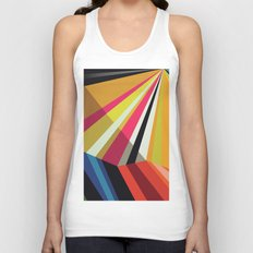 Amazing Runner No. 6 Unisex Tank Top