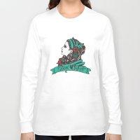 gypsy Long Sleeve T-shirts featuring Gypsy by Rizsoo