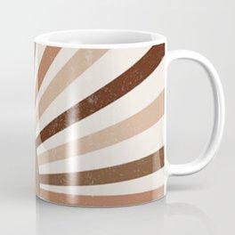 Minimalist Boho rainbow Coffee Mug