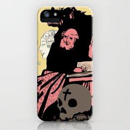 Black Magic #2 iPhone Case