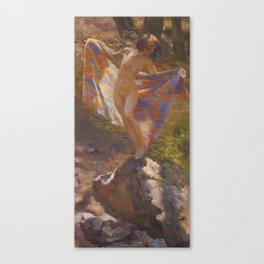 Lucid Awakening Canvas Print