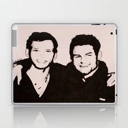 Klaus and Elijah Laptop & iPad Skin