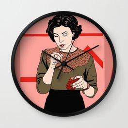 Audrey Horne  Wall Clock
