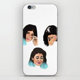 Krying Kylie Jenner iPhone Skin