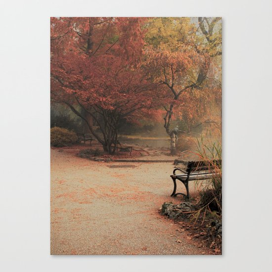 Loneliness Canvas Print