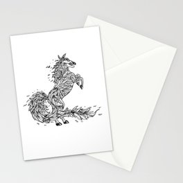 Flaming Speed Stationery Cards