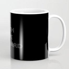 DEATH DRIVE Coffee Mug
