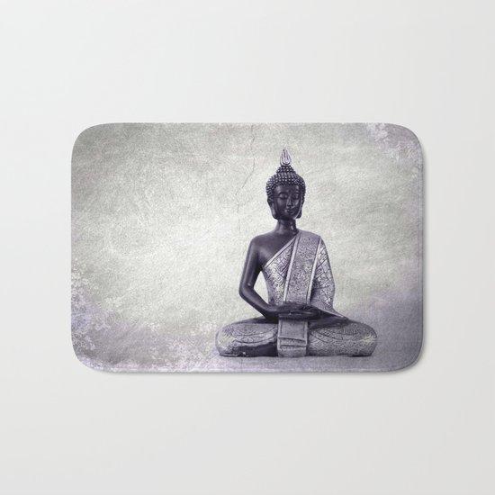 Buddha  - JUSTART © Bath Mat
