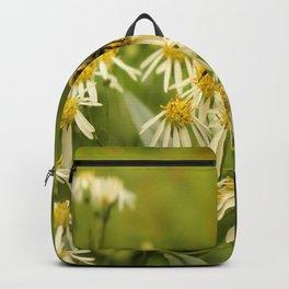 Bumblebee on Flowers Backpack