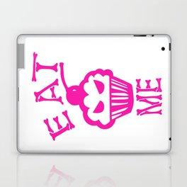 Eat Me (Magenta Version) Laptop & iPad Skin
