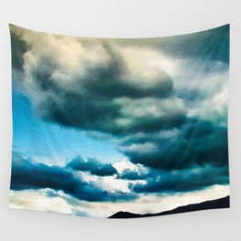 after the storm Wall Tapestry