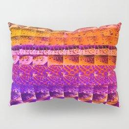 cactus gradient 506 Pillow Sham