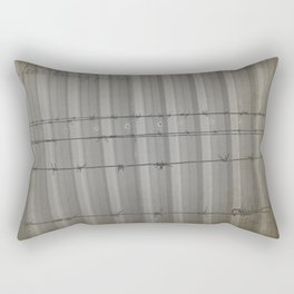 This fear bring pain Rectangular Pillow
